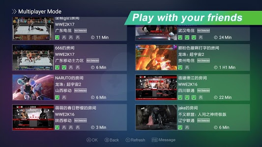 Download Gloud Games - Best Emulator for XBOX PC PS 2.3.9 APK