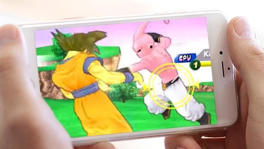 screenshot of Goku War: Budokai Tenkaichi version 1.0.3