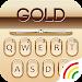 Download Gold Keyboard Golden Theme 1.6.3 APK