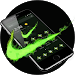 Download Green Neon Check Mark Theme 1.1.1 APK