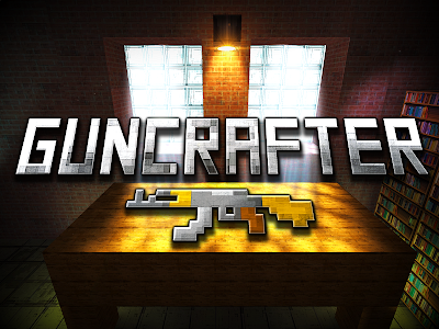screenshot of GunCrafter version 2.0.9