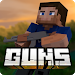 Download Guns mod for MCPE 1.0 APK