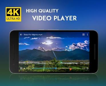 screenshot of HD Video Player - Media Player version 1.5.2
