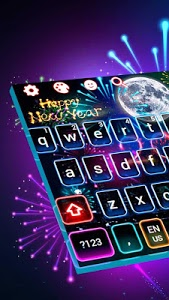 download happy new year 2018 keyboard theme 10001008 apk