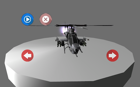 screenshot of Helicopter Game 3D version 4.3