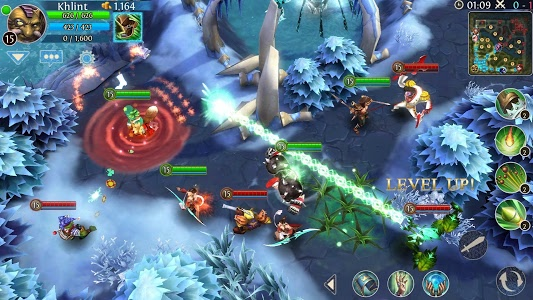 Download Heroes of Order & Chaos 3.6.2e APK