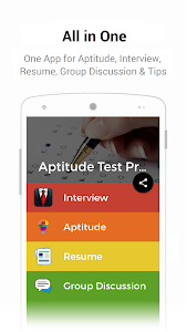 screenshot of Interview Question and Answers version 5.1.3