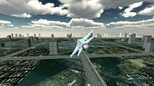 Download Jet Plane Fighter City 3D 1.0 APK