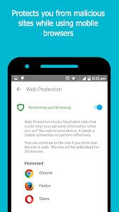 screenshot of JioSecurity version 3.18.0.3226