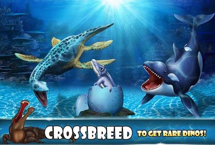 screenshot of Jurassic Dino Water World version 6.92