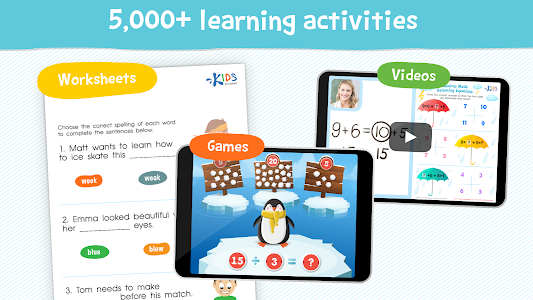 Download Kids Academy: Talented & Gifted 1.3.7 APK