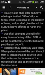 Download King James Bible - KJV Offline Free Holy Bible 160 APK