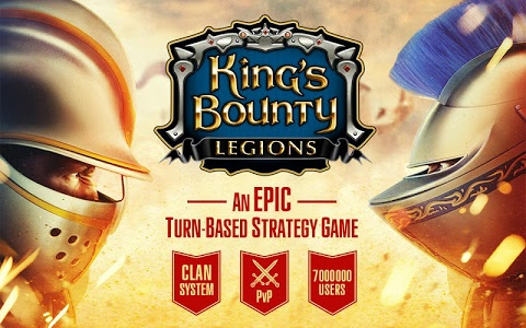 Download King's Bounty Legions: Turn-Based Strategy Game 1.10.80 APK