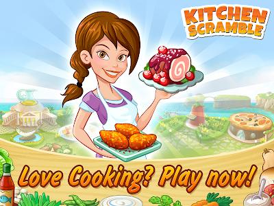 Download Kitchen Scramble: Cooking Game 6.1.1 APK