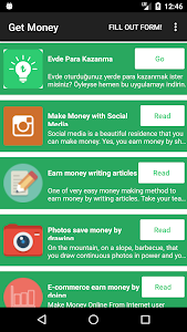 Download Easy and fast money making - earn money 1.7.1 APK