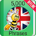 Download Learn English - 5000 Phrases 2.4.3 APK