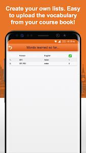 Download Learn Korean Vocabulary Free 2.6.2 APK