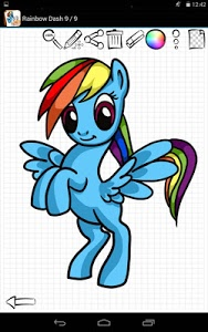 Download Learn to Draw Little Pony 1.02 APK
