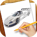 Download Learn to Draw Super Cars 1.01 APK