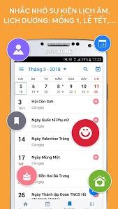 Download Lich Van Nien 2018 - Lich Viet & Tu Vi 5.3.1 APK