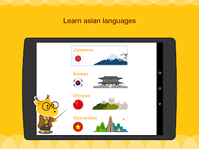 Download Learn Japanese, Korean, Chinese, Spanish & French 2.17.10 APK
