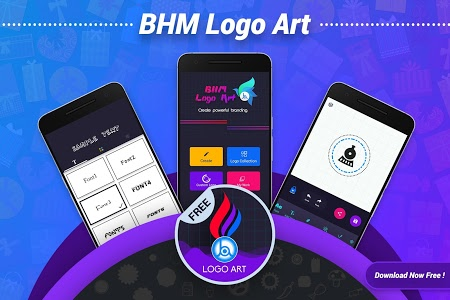 Download Logo Maker & Logo Design Generator 2.5 APK