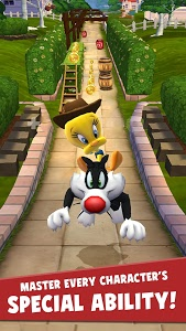 screenshot of Looney Tunes Dash! version Varies with device