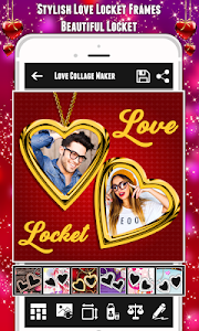 Download Love Collage Photo Editor : Photo Frame & Locket 1.10 APK
