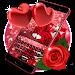 Download Love Rose Keyboard 10001002 APK