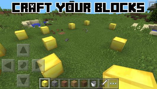 Download Lucky Block Mod MCPE 1.3 APK