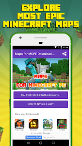 Download Maps For Minecraft Pe Free Games 2 1 Apk Downloadapk Net
