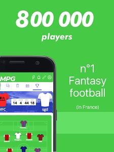 screenshot of MPG version 4.0.5