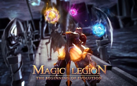screenshot of Magic Legion - Hero Legend version 2.0.0.6