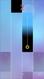 screenshot of Magic Music Tiles: Piano Song version 1.02