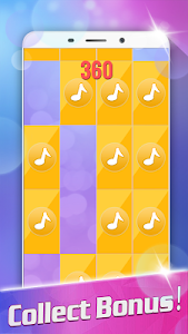 screenshot of Love Piano: Magic Music Tiles 2018 version 2.10