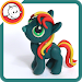 Download Magic of Clay: Pony and Horses 2.01 APK