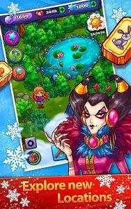 screenshot of Mahjong Treasure Quest version 2.19.1