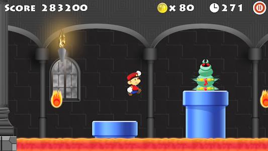 screenshot of Mail Boy Adventure version 1.06