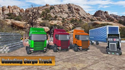 Download Makran Coastal highway Cargo Truck : Offroad drive 1.0 APK