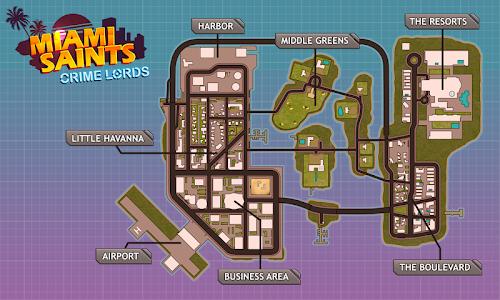 screenshot of Miami Saints : Crime lords ? version 2.5