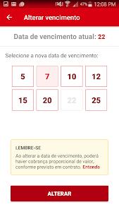 screenshot of Minha SKY version 1.1.3