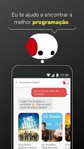 screenshot of Minha SKY version 5.11.1