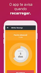 screenshot of Minha SKY version 4.3.2