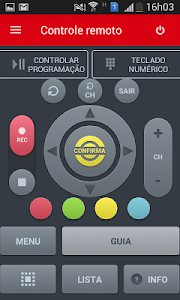 screenshot of Minha SKY version 1.0.8