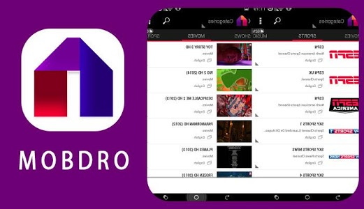 Download Mobdro 3.4 APK