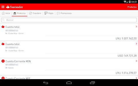 screenshot of Móvil Plus version 2.3.0