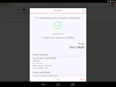 screenshot of Móvil Plus version 3.3.3