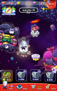 screenshot of RhythmStar: Music Adventure version Varies with device