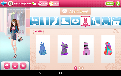 screenshot of My Candy Love version 2.0.30