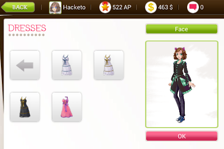 screenshot of My Candy Love version Varies with device